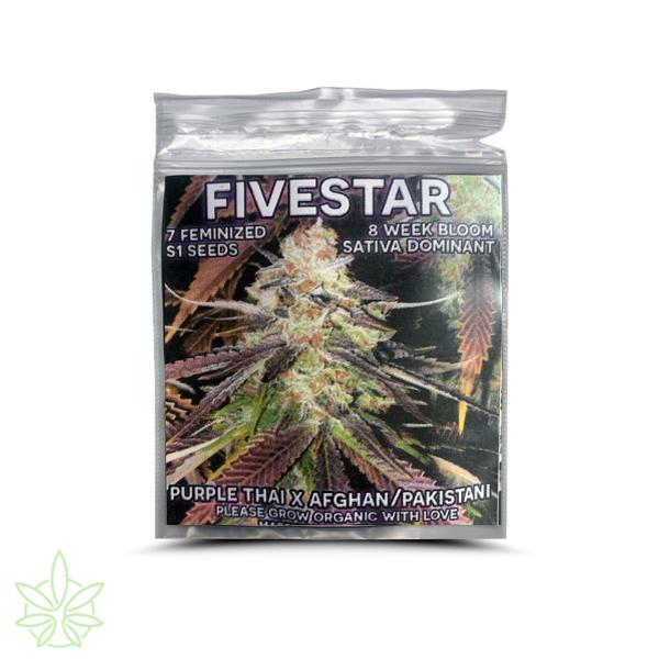 mass medical strains Five Star Seeds for sale
